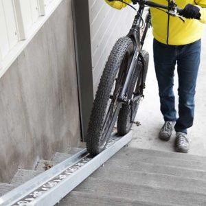 Rampy sykkelrampe