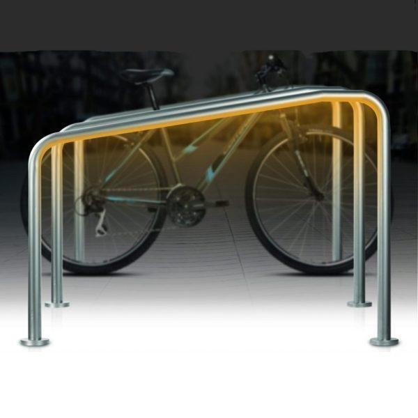 Bici tofot sykkelstativ