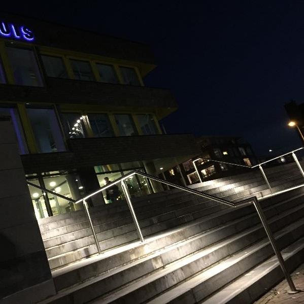 Line håndløper Belysning Sykkelvei Sykkelbyprodukter.no