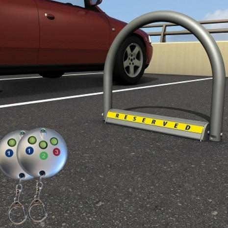 Parky-1 parkeringsblokkade