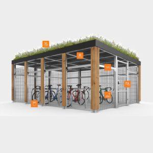 Bikestorage