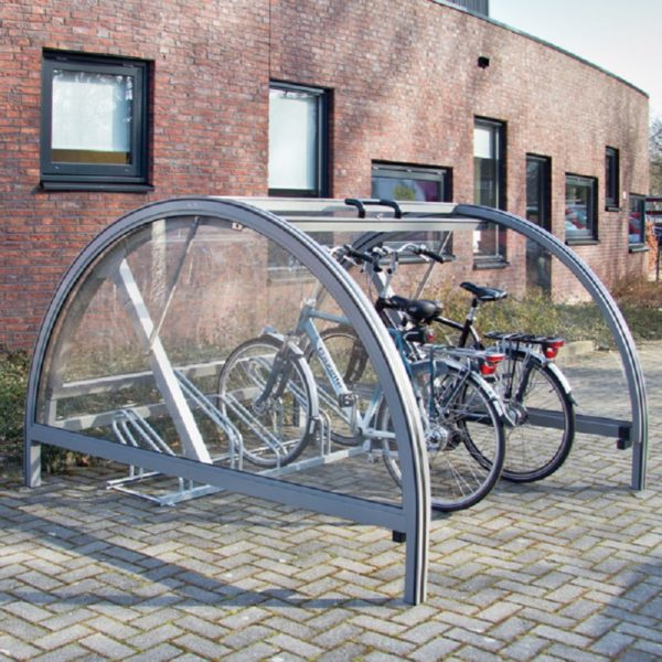 Trommel sykkelboks