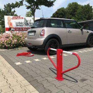Parky 2 parkeringsblokkade